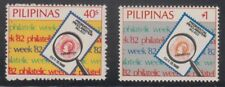 Philippine Stamps 1982 Philatelic Week, Complete set MNH