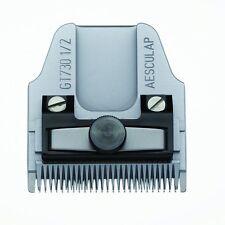 Aesculap Favorita 2 GT730 0,5 mm Scherkopf Schneidsatz Wechselschneidsatz neu