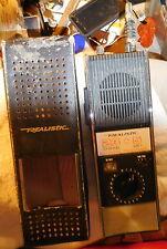 Vtg  Realistic 5 Watts 23 Channel CB Transceiver Radio Shack TRC-101 21-137,case