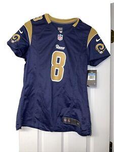 Nike Womens Medium Rams Jersey Sam Bradford