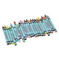 Pastels a l'Huile Set 24pcs Gras Crayon Baton Peinture Dessin Cadeau Enfant H4C2