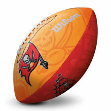 NFL Tampa Bay Buccaneers Team Logo Junior Football Unisex Wilson