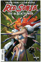 RED SONJA Black Tower #2, NM-, She-Devil, Amanda Connor, 2014, more RS in store