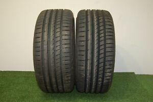 2x 235 40 18 Goodyear Eagle F1 Assimetric 2  Part Worn Tyre Camel Tyres