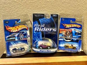 HOT WHEELS Super Treasure Hunt, Real Riders & More Lot Volkswagen