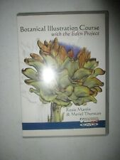 Botanical Illustration Course With The Eden Project DVD