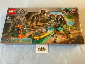 Lego Jurassic World 75938 T.rex vs Dino Mech New/Sealed/Retired/FREE EXPRESSPOST