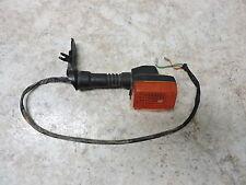 89 Honda NX 650 NX650 Dominator left rear back turn signal blinker