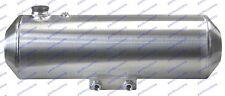 10x33 Spun Aluminum Gas Tank with Sump and Billet Cap - Dune Buggy - 11 Gallons