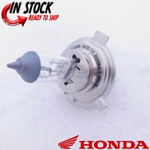 NEW OEM HONDA HEADLIGHT BULB 12V 45/45W H4 STANLEY BEAM 34901-MS2-672