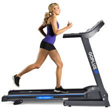 2.25Hp Folding Electric Treadmill Motorized Power Running Machine Fitness