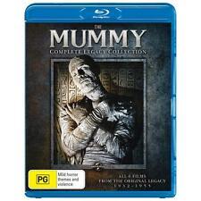 The Mummy Boris Karloff Complete Legacy 6 Movie Collection New Oz Blu Ray Boxset