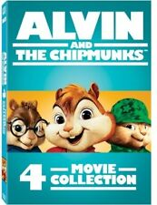 Alvin and the Chipmunks: 4-Movie Collection [New DVD] Boxed Set