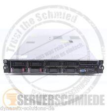HP Proliant DL360 G7 x8 Intel XEON 5500 5600 Serverschmiede Server Konfigurator