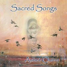 Asher Quinn (Asha) - Sacred Songs -  CD