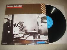Lonnie Johnson - Bluescollection 9  Vinyl LP Amiga