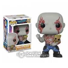 Guardians of the Galaxy Vol. 2 POP! Movies Drax & Groot Figure 10cm n°262 FUNKO
