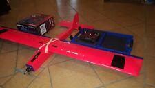 Ferngesteuertes Modellflugzeug (Gebraucht) mit Fernbedienung (Graupner MZ12 Pro)