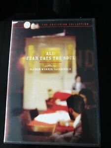 ALi:  FEAR EATS THE SOUL.    THE CRITERION COLLECTION