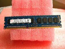 HYNIX 4GB 2Rx8 PC3L-10600E ECC 1.35v ddr3-1333 HMT351U7BFR8A-H9 workstation RAM