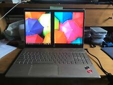 "HP 15cw0999na laptop 15.6"" screen 128gb SSD AMD Ryzen 3 CPU 4gb DDR4 RAM"