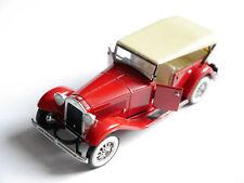 Lancia Dilambda Torpedo Cabriolet Cabrio (1929) in rot red, Rio in 1:43 NO BOX!