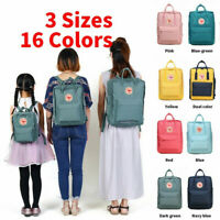 Hot Canvas School Bag Laptop Backpack Students Travel/Computer/Book Shoulder Bag