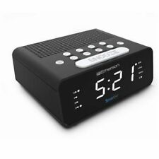 Emerson SmartSet Alarm Clock Radio with AM/FM Dimmer Sleep Time and