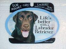 Unmounted Plastic Labrador Retriever Collectables