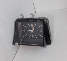 1969 1970 Pontiac Bonneville Catalina Clock Very Nice Serviced Works Perfectly