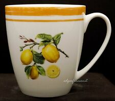 PORTMEIRION ALFRESCO POMONA MUG CUP LEMON