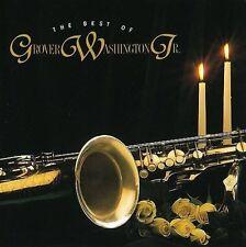 GROVER WASHINGTON, JR. - BEST OF GROVER WASHINGTON, JR. [FLY] NEW CD