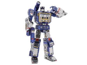 Transformers Soundwave Modélisme