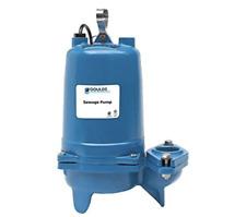 Goulds Ws0511bf Sewage Pump 12hp