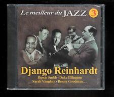 """CD - Le meilleur du Jazz 3 - Django Reinhardt - 25 titres """""""