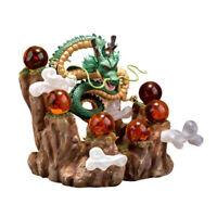 Anime Dragon Ball Z Shenlong Dragonball PVC Action Figure Toy Full Set Gift New