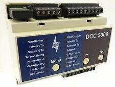 Verbundregler WURM DCC 2000 V1.4 Verbundsteuerung Thermostat 230V~ MPX BUS Modul