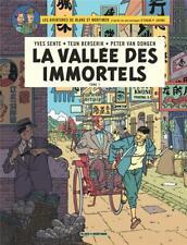 BD - BLAKE ET MORTIMER > TOME 25, LA VALLEE DES IMMORTELS / EO, SENTE, BERSERIK