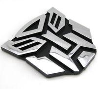 3D Logo Autobot Transformers Stemma Emblema Decalcomanie Grafica Adesivo Auto P