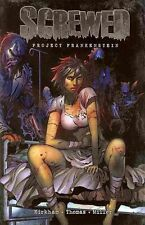 Screwed: Project Frankenstein (Paperback) NEW  9781939683472