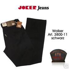 Joker Jeans     Walker  Baumwolle  schwarz   SONDERPREIS   Gr. W36 / L36