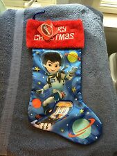 "Disney's Tommorowland And Miles 20"" Christmas Stocking"