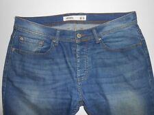 Men's Burton Jeans W34 L30 Stretch Slim / 5********