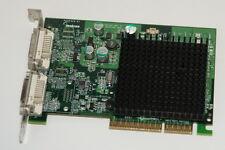 Matrox p65-mdda 8x64 64mb tarjeta gráfica AGP pasivo 2x DVI