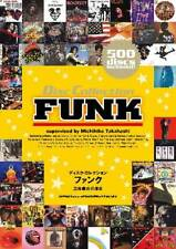 Funk Disc Collection Guide Book Japanese Prince Time EWF James Brown Rick Zapp