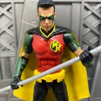 "DC Comics Multiverse Killer Croc CNC Batman Red Robin Tim Drake 6"" Action Figure"