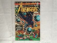 Avengers 137 *Nice Copy* Beast Yellow Jacket *Moondragon Join 1975 Toad Stranger
