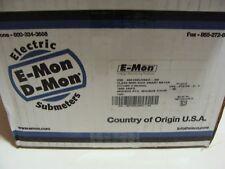 E-MON D-MON 1600 Amp Demand Meter E50-4801600R06KIT 277/480V Class 5000 SMART