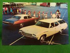 1969 Buick Special Deluxe Sedan Buckles Motors Inc. Urbana, Ohio Postcard C2