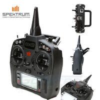 NEW Spektrum DX9 Black 9-Channel DSMX Transmitter / Radio Only Mode 2 SHIPS FREE